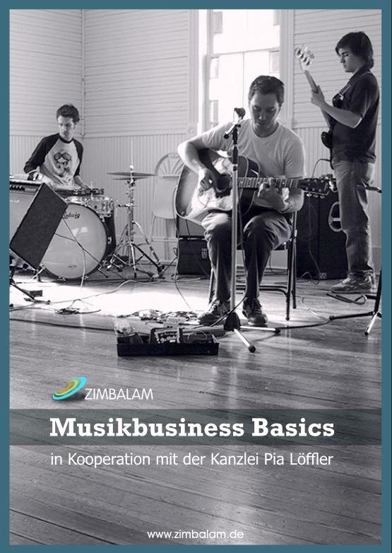 ZIMBALAM Musicbusiness Basics