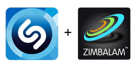 Zimbalam + Shazam