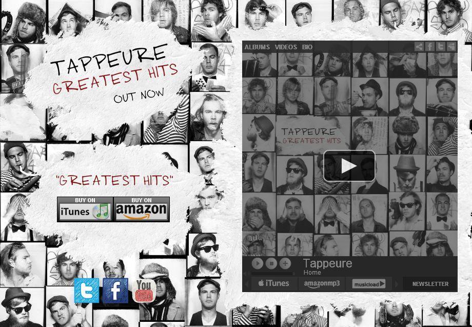 Tappeure_Website