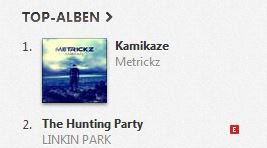 Metrickz iTunes